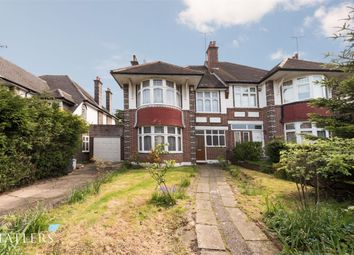 Thumbnail 4 bed semi-detached house for sale in Beech Drive, East Finchley, London