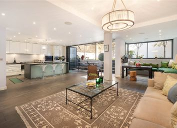 Thumbnail 6 bedroom semi-detached house for sale in Harley Gardens, Chelsea, London