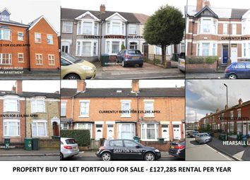 Thumbnail 30 bedroom property for sale in Greyfriars Road, Coventry