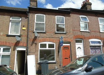 Thumbnail 3 bed terraced house for sale in Harcourt Street, Luton