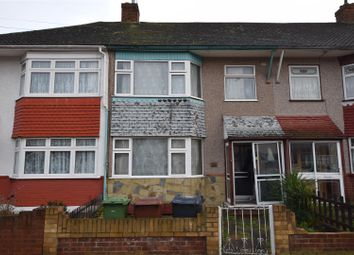 Thumbnail 3 bed terraced house for sale in Morley Road, Chadwell Heath, Romford