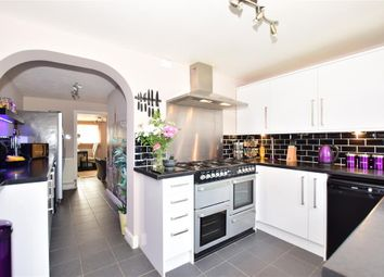 Thumbnail 2 bed end terrace house for sale in Chapel Road, Ramsgate, Kent