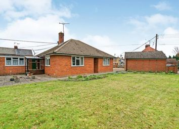 Thumbnail 2 bed bungalow for sale in Ash Close, Swaffham