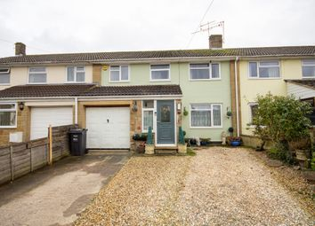 Thumbnail 3 bed terraced house for sale in Marwin Close, Martock, Somerset