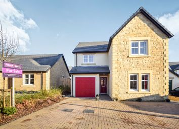 Thumbnail 4 bedroom detached house for sale in Bizzyberry Crescent, Biggar