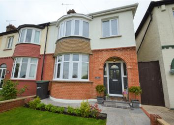 Thumbnail 3 bed end terrace house for sale in Rochester Road, Gravesend
