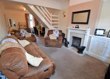 Thumbnail 2 bed terraced house for sale in Clifford Street, South Wigston, Leicester
