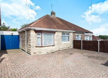 Thumbnail 3 bed semi-detached bungalow for sale in Litchfield Road, Southampton