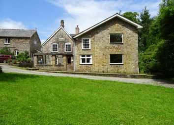 Thumbnail 7 bed detached house for sale in Priory, Thornbury, Holsworthy, Devon
