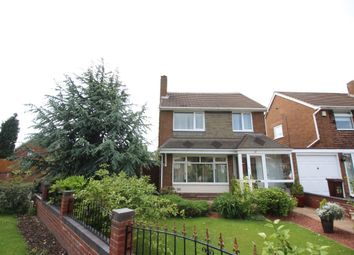 Thumbnail 3 bedroom detached house for sale in Broad Lane North, Willenhall