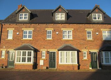 Thumbnail 4 bed town house to rent in Fenwick Drive, Crindledyke, Carlisle, Cumbria