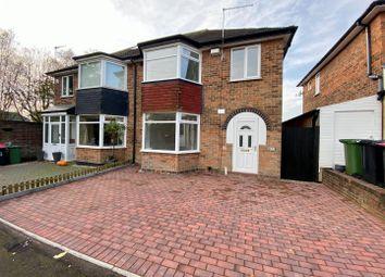 Thumbnail 3 bed semi-detached house for sale in Marsh Lane, Water Orton, Birmingham