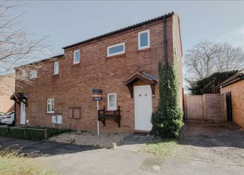 Thumbnail 3 bed semi-detached house for sale in Cornhill, Two Mile Ash, Milton Keynes