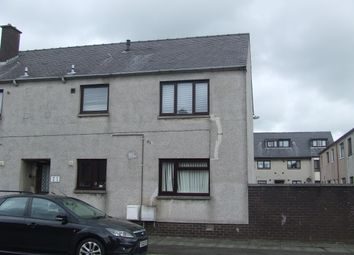 Thumbnail 1 bed flat for sale in George Street, Annan