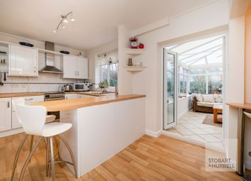 Thumbnail 3 bed detached house for sale in Skeyton Road, Badersfield, Norfolk