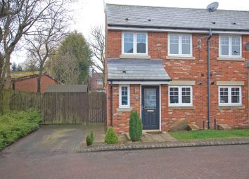 Thumbnail 3 bed end terrace house for sale in The Lairage, Ponteland, Newcastle Upon Tyne