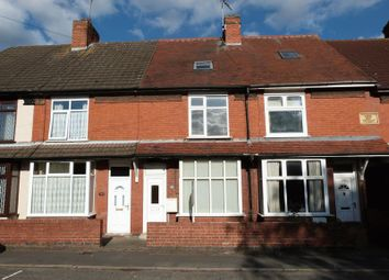 Thumbnail 3 bed terraced house to rent in Main Street, Swannington, Coalville