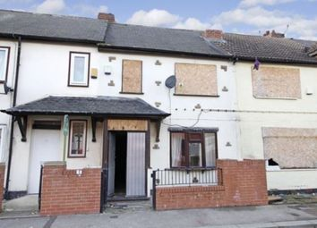 Thumbnail 3 bed terraced house for sale in Princes Crescent, Edlington, Doncaster, South Yorkshire