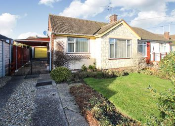Thumbnail 2 bed semi-detached bungalow for sale in Broughton Close, Bierton, Aylesbury