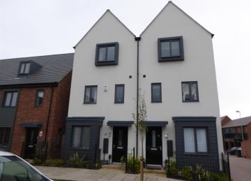 Thumbnail 3 bed semi-detached house for sale in Parkes Court, Birchfield Way, Telford