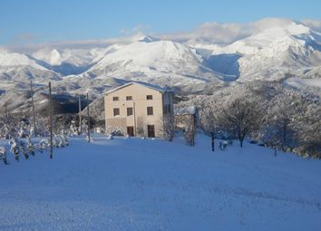 Thumbnail 5 bed detached house for sale in Montefalcone Appennino, Fermo, Italy, 63855