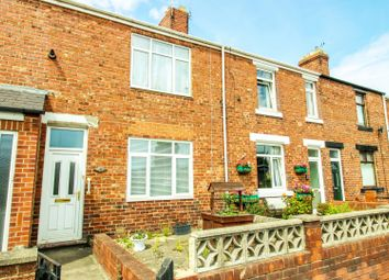 2 bed terraced house for sale in Maude Terrace, St Helen, Bishop Auckland, Durham DL14