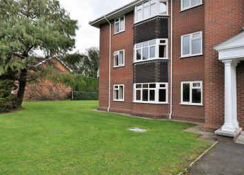 Thumbnail 1 bedroom flat for sale in Jubilee Court, Ravenscroft, Holmes Chapel, Crewe