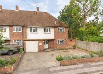Wolsey Road, Esher, Surrey KT10. 3 bed semi-detached house