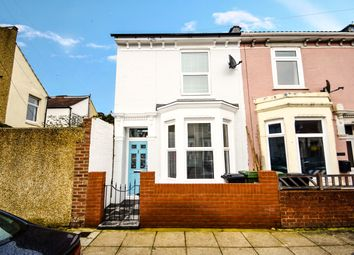 Thumbnail 2 bed end terrace house for sale in Westfield Road, Southsea