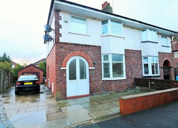 Thumbnail 3 bed semi-detached house for sale in Lowthorpe Place, Preston, Lancashire