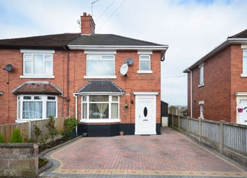 Thumbnail 3 bed semi-detached house to rent in Diarmid Road, Hanford