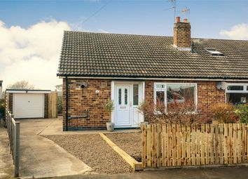 Thumbnail 3 bed semi-detached bungalow for sale in Cherry Wood Crescent, Fulford, York
