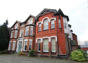 Thumbnail 2 bed flat for sale in Parkfield Road, Sefton Park, Liverpool