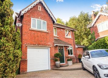 Thumbnail 4 bed detached house for sale in Orchard Rise, Hyde