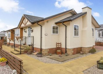 Thumbnail 2 bed mobile/park home for sale in 3 Beech, Monks Muir Park, Haddington