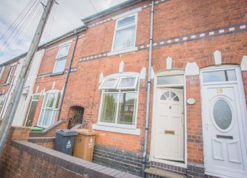 Thumbnail 3 bed terraced house to rent in Hospital Street, Walsall