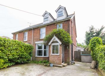 Thumbnail 4 bed semi-detached house for sale in Eythorne Road, Shepherdswell, Dover