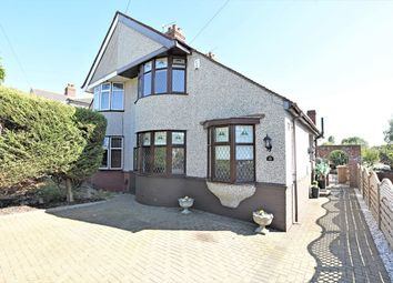 Thumbnail 3 bed semi-detached house for sale in Willersley Avenue, Sidcup
