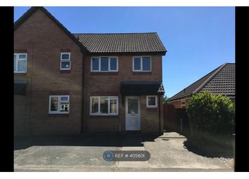 Thumbnail 3 bed semi-detached house to rent in Bignell Croft, Highwoods, Colchester