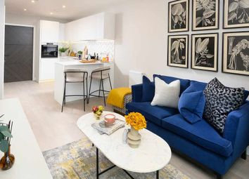 Thumbnail 1 bed flat for sale in Randolph Road, Southall