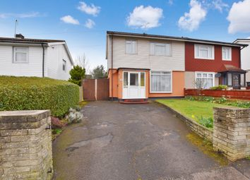 3 bed semi-detached house for sale in Barfields, Loughton IG10