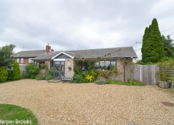 Thumbnail 4 bed detached bungalow for sale in Mill Hill Keysoe, Bedford