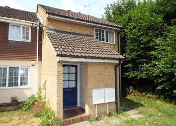 Thumbnail 1 bed maisonette for sale in Cemetery Road, Houghton Regis, Dunstable, Bedfordshire