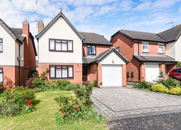 Thumbnail 4 bed detached house for sale in Priors Walk, Evesham, Worcestershire