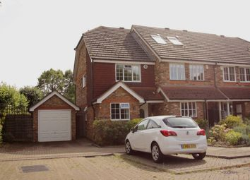 Thumbnail 2 bed end terrace house to rent in Moorcroft Gardens, Kent