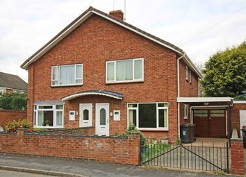 Thumbnail 3 bed semi-detached house for sale in Albert Road, Fazeley, Tamworth, Staffordshire