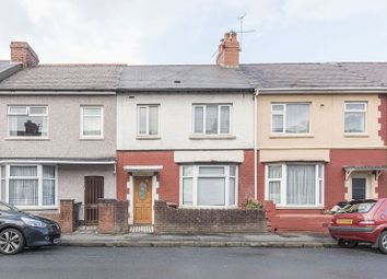 Thumbnail 3 bed terraced house for sale in Balmoral Road, Newport