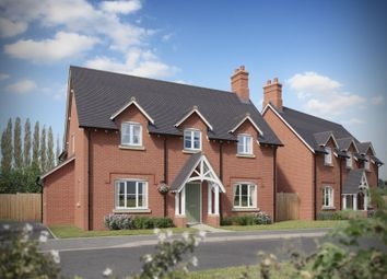 Thumbnail 5 bedroom detached house for sale in Millbrook Grange, Cottingham Drive, Moulton