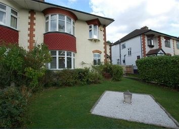 Thumbnail 4 bedroom semi-detached house for sale in Farnaby Road, Bromley, Kent