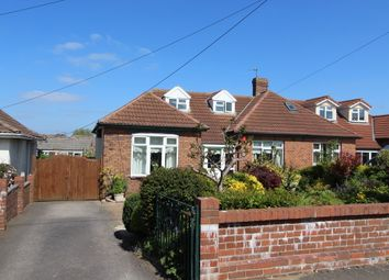 Thumbnail 3 bed semi-detached bungalow for sale in Church Lane, Whitchurch Village, Bristol